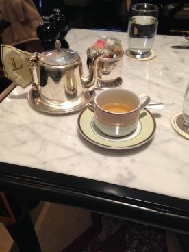 Delcious Marie Antoinette Tea